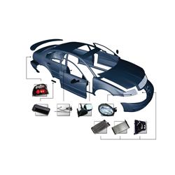 NEW 20 OEM Polished Chevy Tahoe LTZ Silverado Suburban Wheels rims